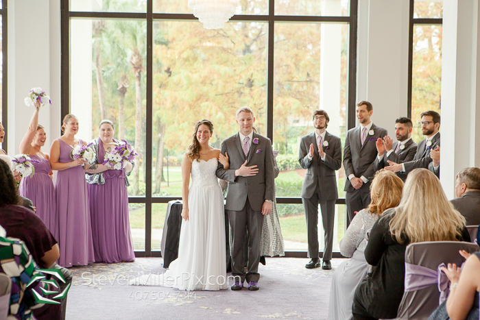Orlando Wedding Photographers Hyatt Regency Grand Cypress
