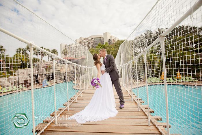 Orlando Wedding Photographers Hyatt Regency Grand Cypress