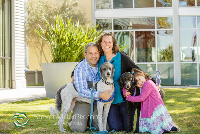 Lake Nona Orlando Family Portrait Photographer
