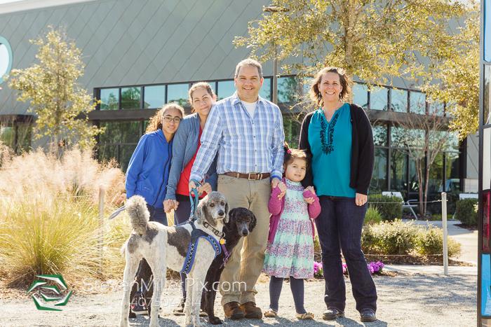 Lake Nona Orlando Family Portrait Photographer