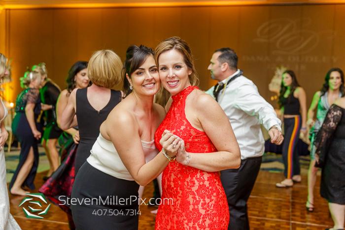 Ritz-Carlton Grande Lakes New Year's Eve Wedding Photographers
