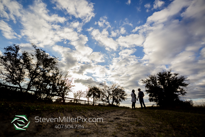 Kissimmee Prairie Preserve Park Dark Sky Engagement Session