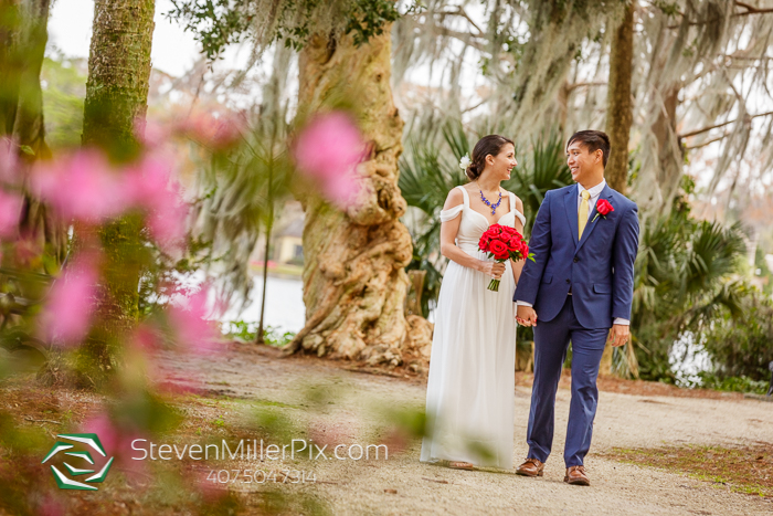 Intimate Wedding Photographer Kraft Azalea Gardens