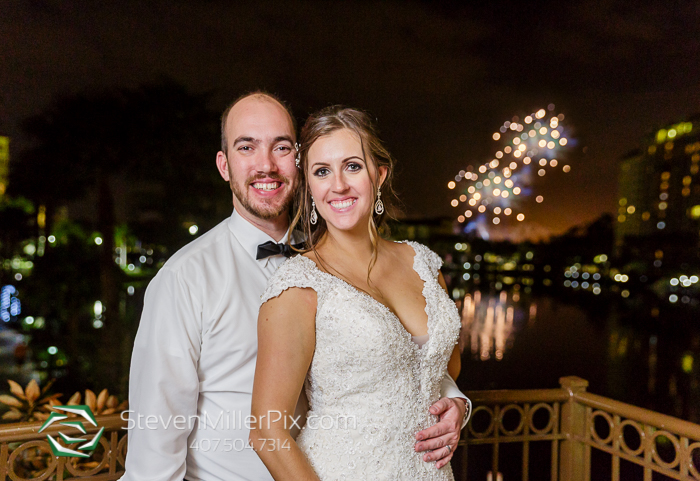 Wyndham Grand Orlando Resort Bonnet Creek Wedding Photographers