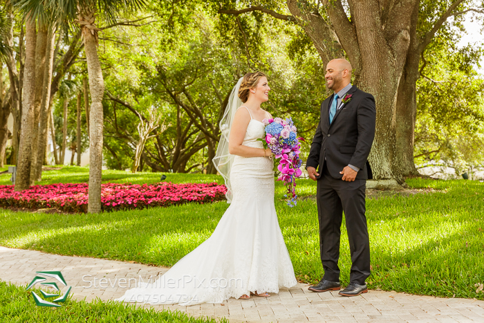 Wedding Photographers Hyatt Regency Orlando International Drive