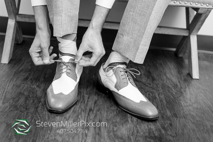Intimate Wedding Photographers at Bok Tower Gardens