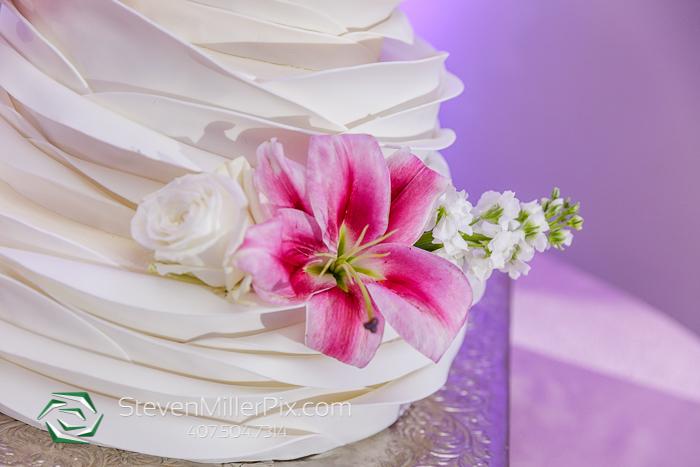 Beautiful Weddings at Rosen Shingle Creek Resort