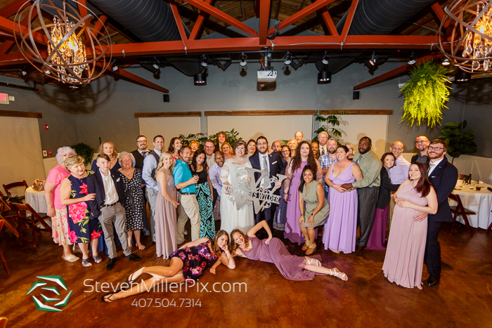 Orlando Wedding Photographers at the APEX East End Market