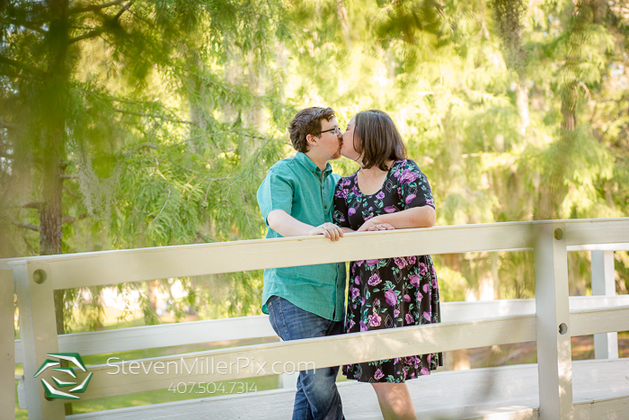 Cypress Grove Park Engagement Photographers