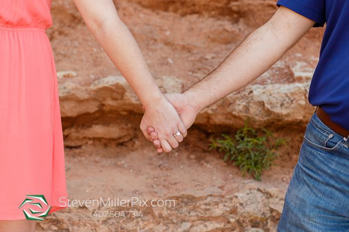Arizona Engagement Grand Canyon Photographer
