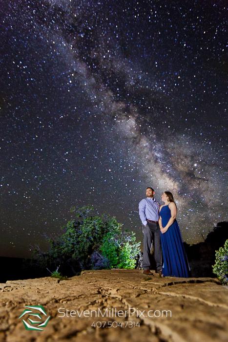 Arizona Dark Sky Engagement Photographer Steven Miller