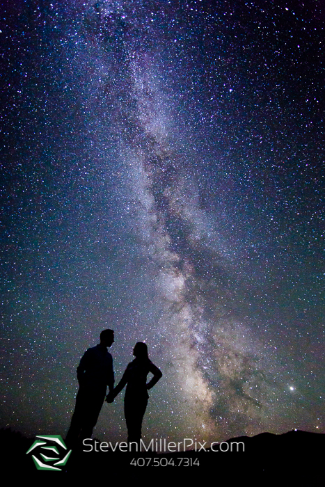 Oregon Milky Way Wedding Photographers