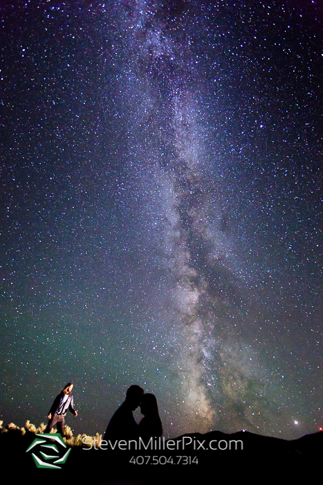 Traveling Dark Sky Wedding Photographers