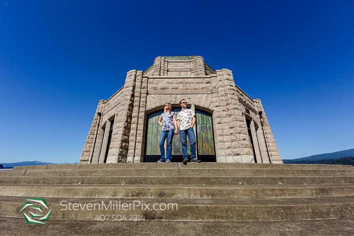 Vista House Scenic Oregon Photography
