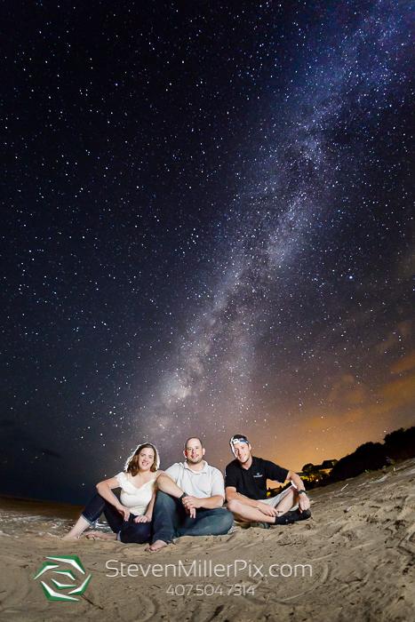 Florida Dark Sky Wedding Photographers
