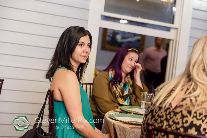Courtyard at Lake Lucerne Orlando ABC Wedding Event