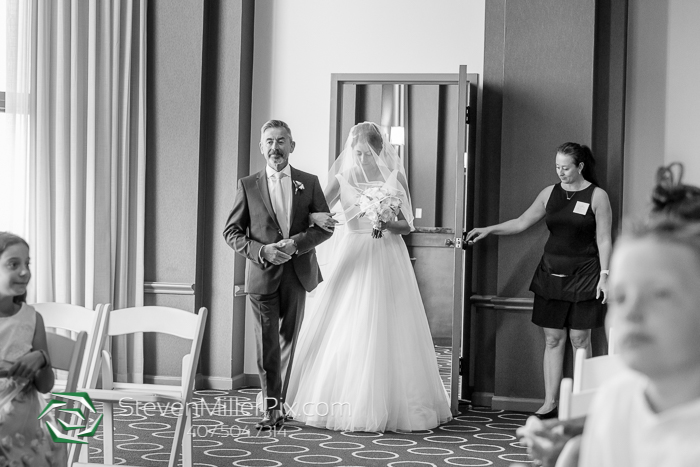 Hilton Orlando Buena Vista Palace Wedding Photographers