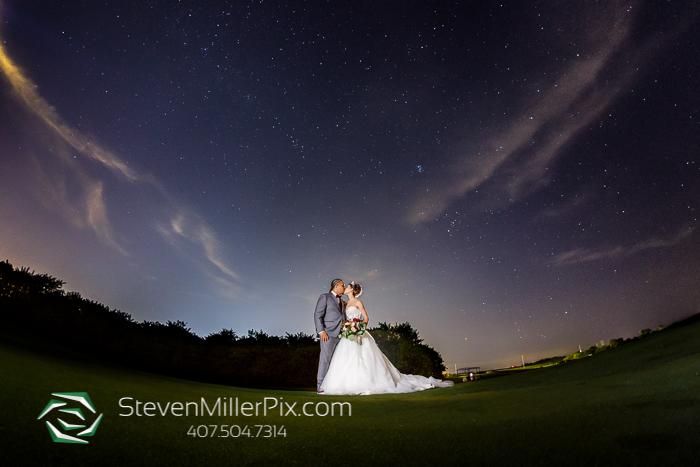 Dark Sky Wedding Photographers St Cloud Florida