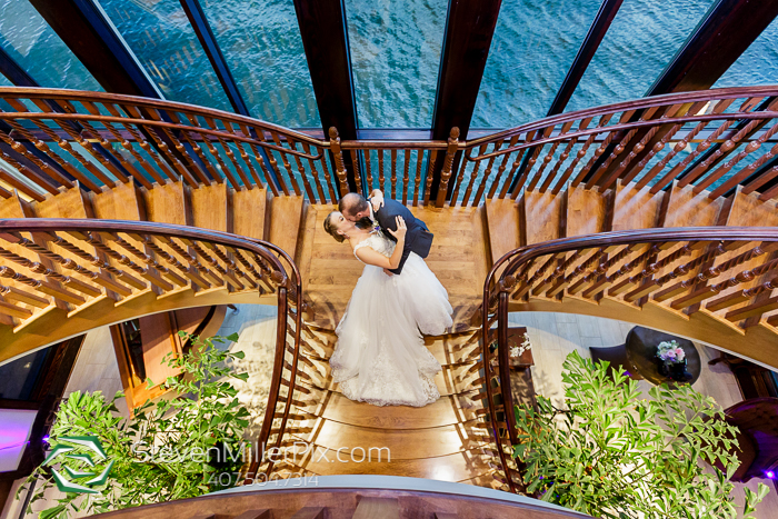 Wedding at Tavares Pavilion on the Lake Photographers