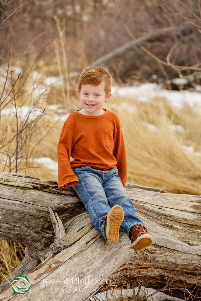Marshall Messa Trailhead Colorado Family Portraits