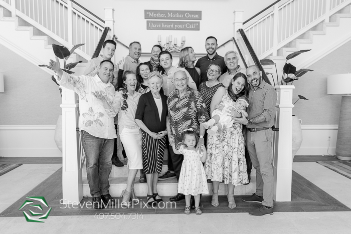 Caddell Family Portraits at Margaritaville Resort Orlando