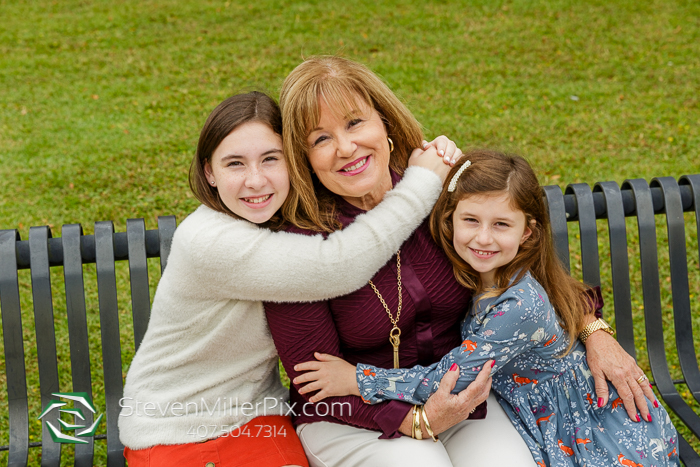 Downtown Winter Park Family Photographers