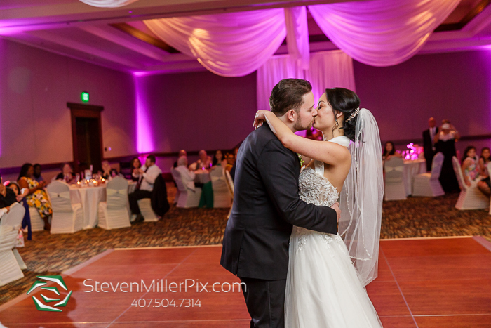 Embassy Suites by Hilton Orlando Lake Buena Vista Wedding Photographers