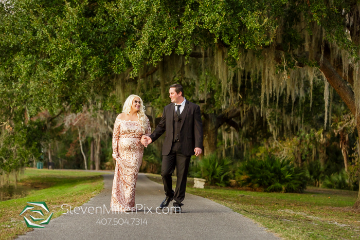 Spruce Creek Fly-In Engagement Photographers