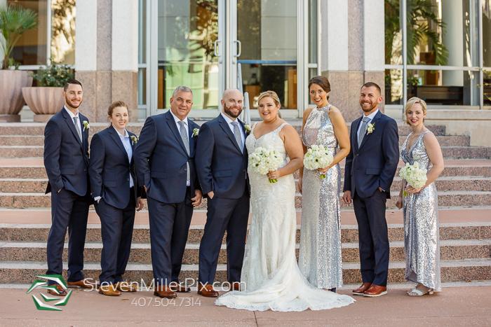 The Balcony Orlando Wedding Photographers