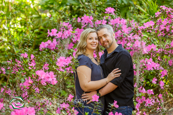Carl T.Langford Park & Kraft Azalea Park Engagement Photographers