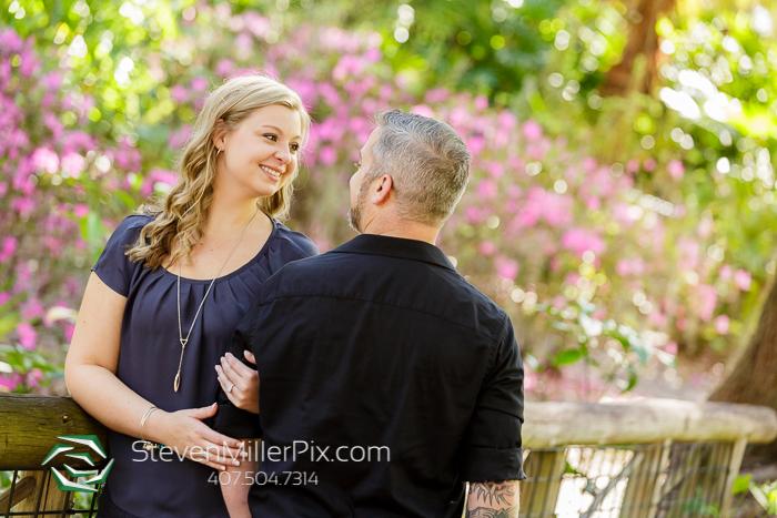 Carl T.Langford Park & Kraft Azalea Park Engagement Photographers