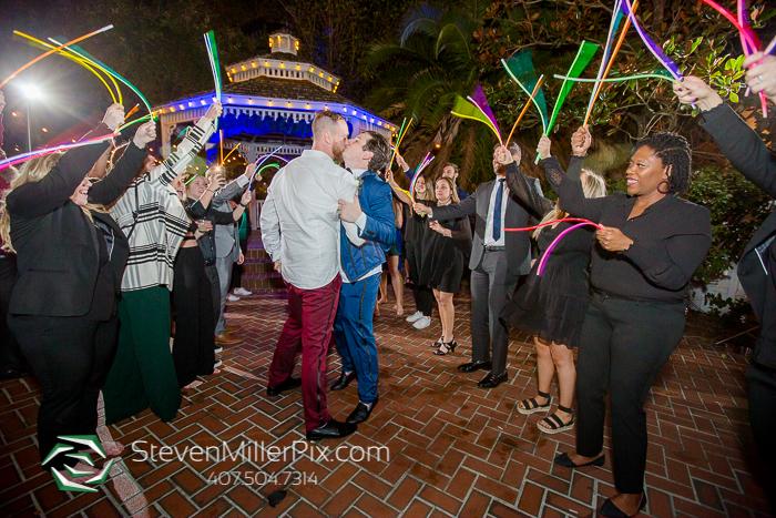Dr. Phillips House Orlando Wedding Photographers