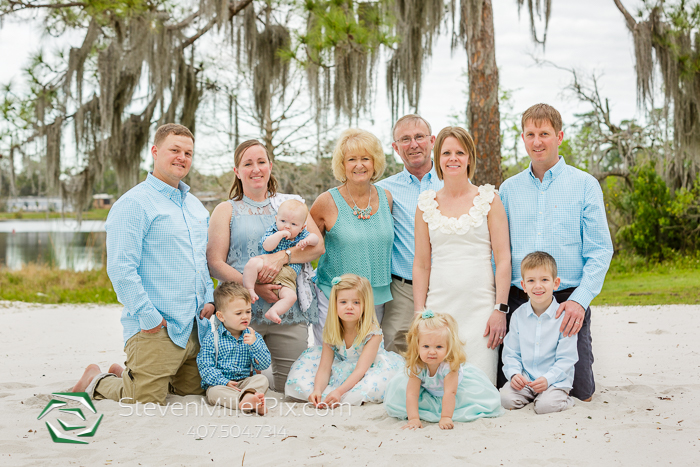 Orange Lake Resort Family Portraits Kissimmee