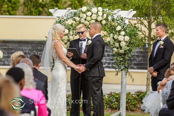 Omni Orlando Resort at Champions Gate Wedding Photographers