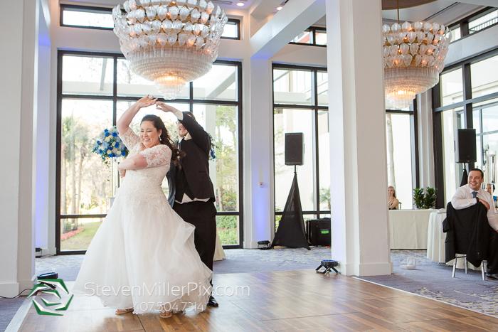 Wedding Photographers at Hyatt Regency Grand Cypress