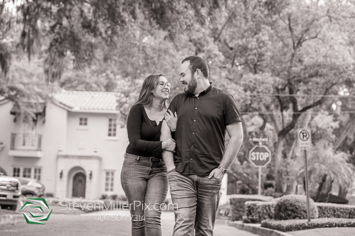 Engagement Photos Kraft Azalea Gardens