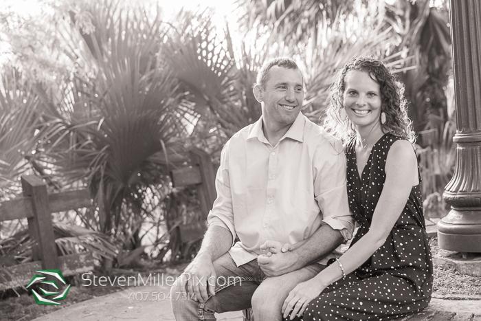 Mount Dora Orlando Engagement Photographers