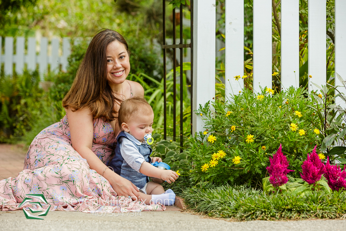 Leu Gardens Family Photography Sessions