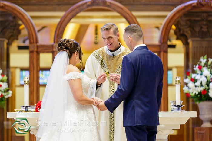 Intimate Weddings Annunciation Catholic Church