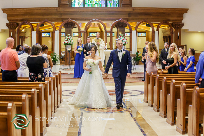 Intimate Weddings Annunciation Catholic Church