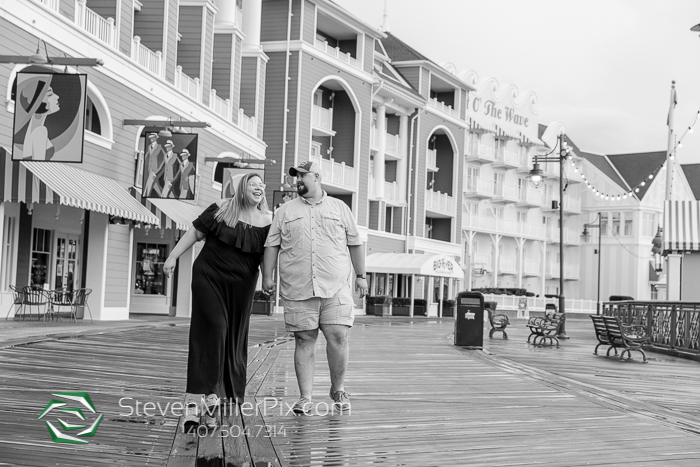 Disney Portrait Photographers at Boardwalk