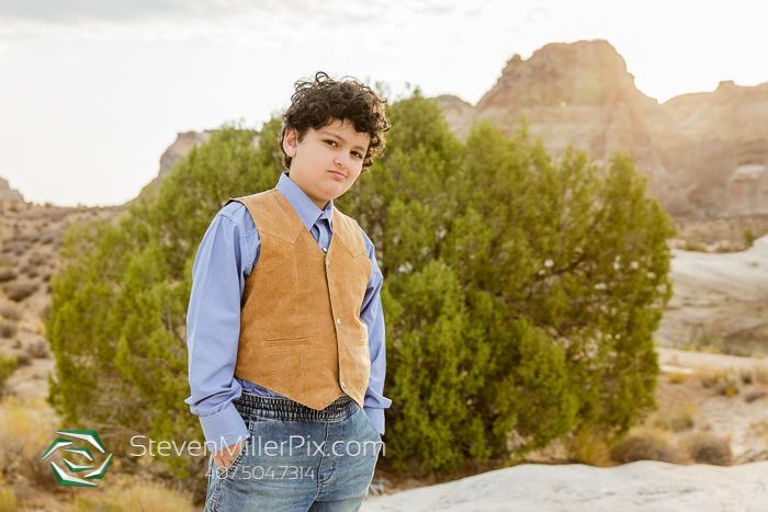 Family Portrait Photographer Amangiri Utah