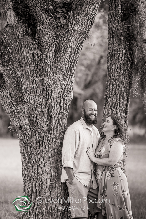 Kissimmee Prairie Preserve Engagement Photos