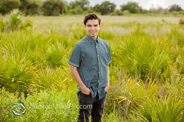 Florida State Park Senior Portraits