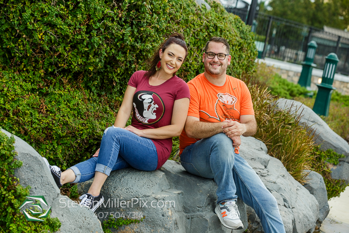 Universal Orlando Engagement Photographer