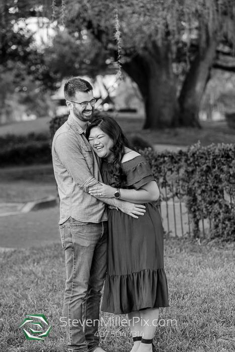 Loch Haven Park Engagement Pictures