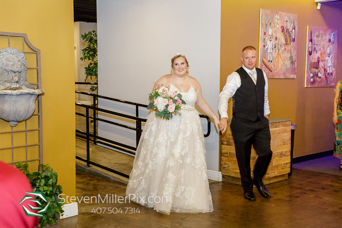 Orlando WinterClub Wedding Photographers