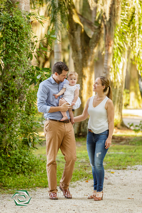 Family Photographers in Orlando Winter Park
