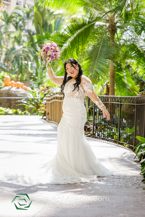 Gaylord Palms Orlando Wedding Photos
