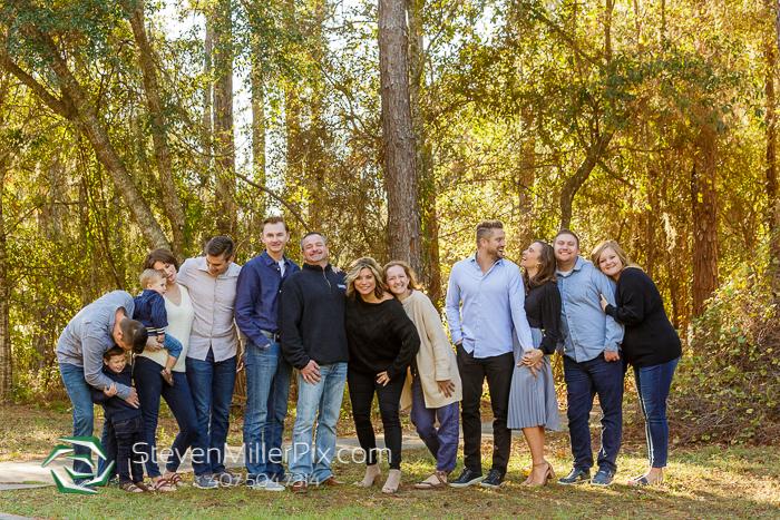 Lake Louisa State Park Family Photographers